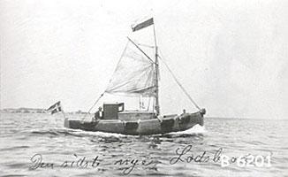 Lodsbåd GNISTEN