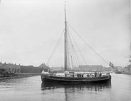 Krydstoldjagt No. VII
