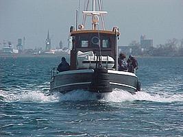 Havnebugserbåd NAKSKOV HAVN I