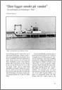 Færgen MØN – En foreløbig kulturhistorisk kortlægning