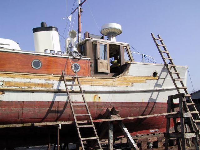 Fiskerikontrolskib FRIGG