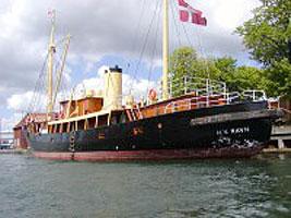 Fyrinspektionsskib H. V. RAVN