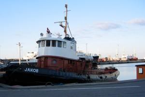 Slæbebåd JAKOB