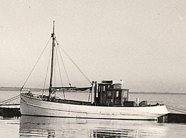 Passagermotorbåd LIVØ