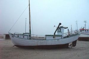 Vestkystbåd MARIE