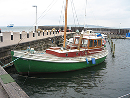 Lodsbåd NEPTUN