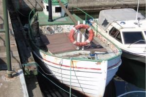 Bornholmsk halvdæksbåd POLLUX